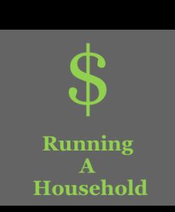 Running A Household