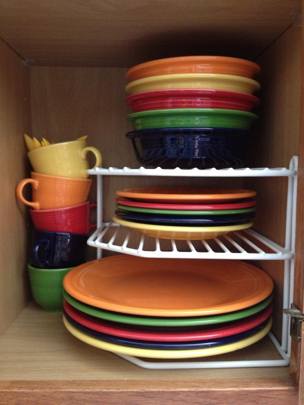 Fiesta dishes