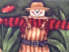 Fall - Scarecrow mat