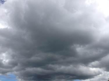 Summer Storm Approaching