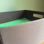 School paper bin