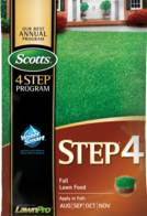Scotts Step 4