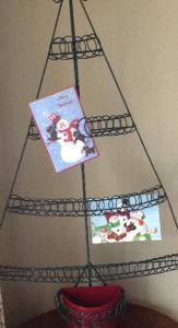 Christmas Cards - Tree to Display