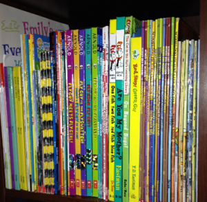 Books - series