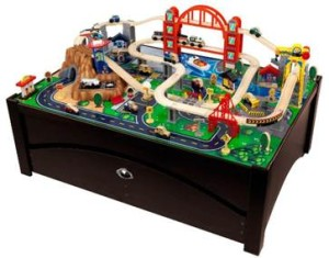 Train Table - Kidcraft Metropolis