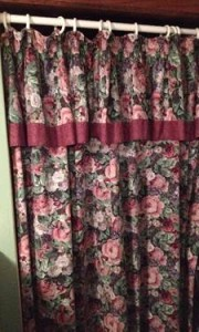 Curtain - shower