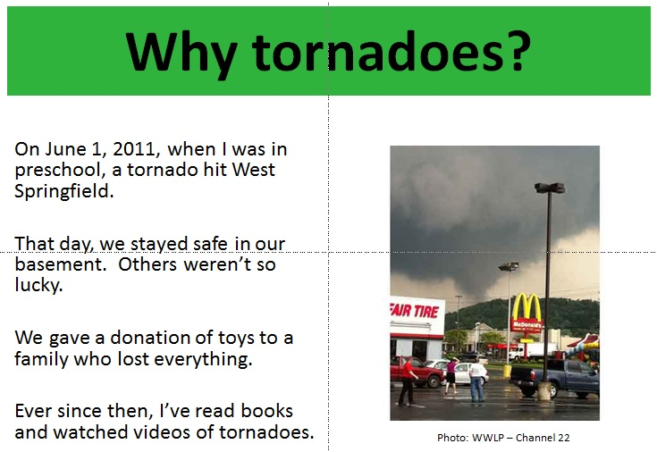 tornado science project